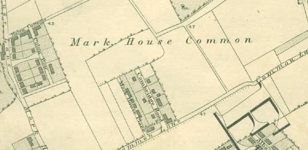Markhouse Common