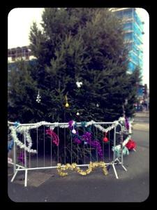 The E17 Christmas Tree