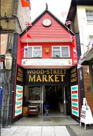 Woodstreet indoor market