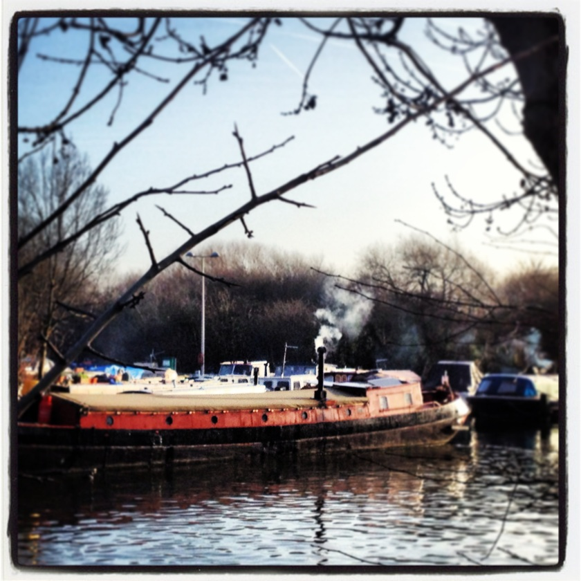 Boats of the Lea