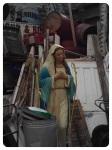 Mary of the junkyard