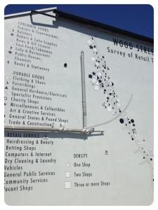 Woodstreet retail map