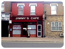 Jimmys cafe