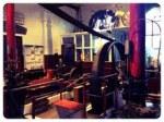 Inside the Pump House