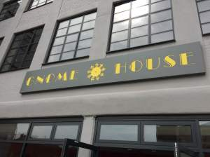 Gnome House Front