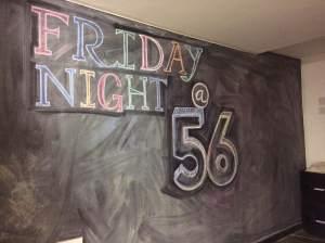 Friday at 56