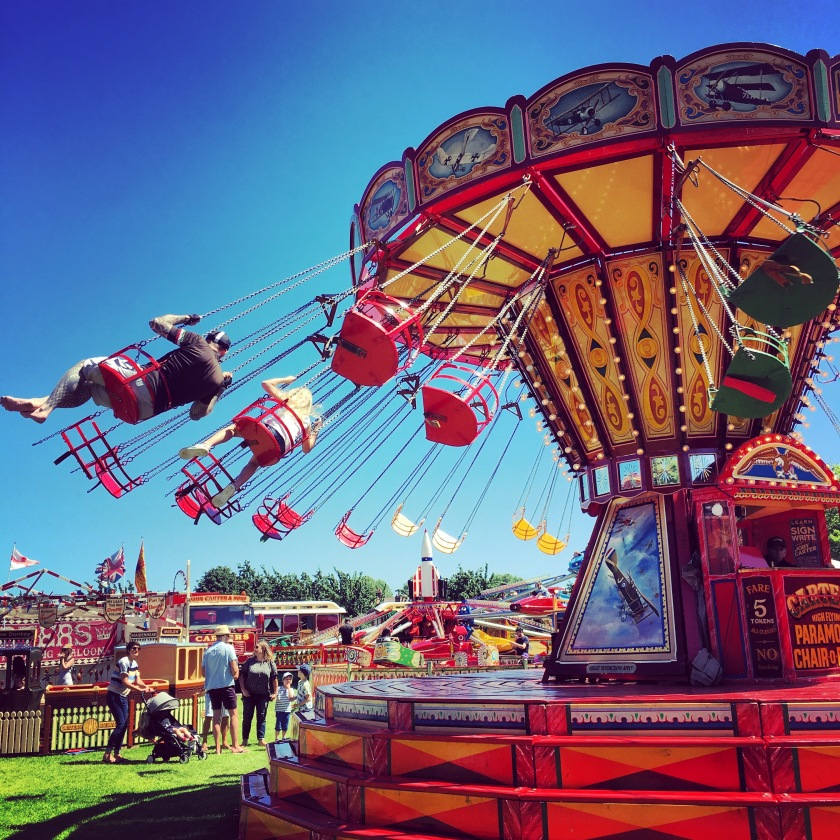 Carters Steam Fair Walthamstowdiary