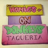 Homies On Donkeys