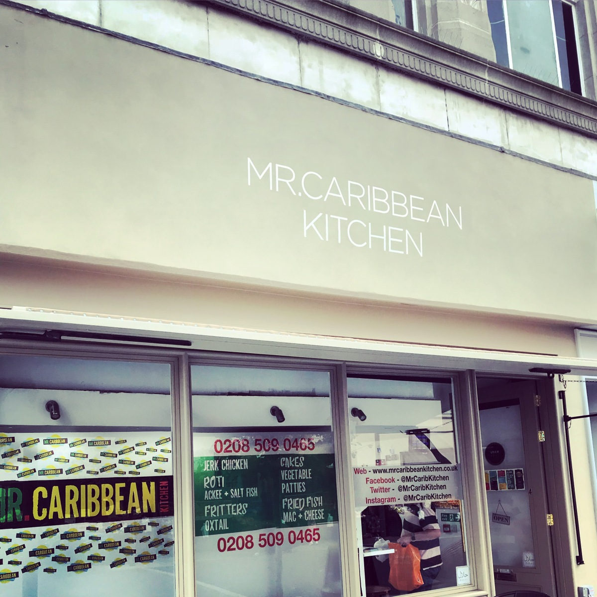Mr Caribbean Kitchen